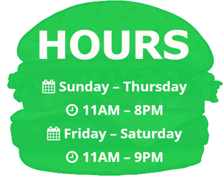 Paradise Valley Burger Co. Hours